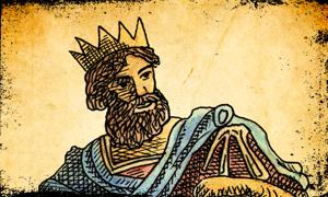 The origin of the Tarot
